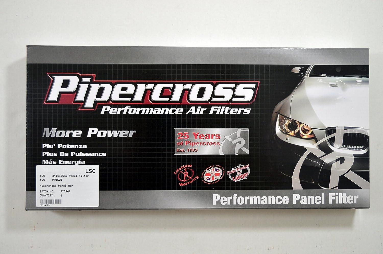 Pipercross Panel filter Seat Leon Mk2 2.0 TDi FR PP1621 Filtre Air Performance