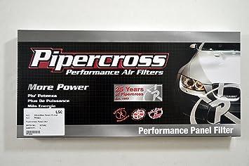 pp1621: Genuine pipercross Panel Filtro de aire - Seat Alhambra, Altea, Toledo - FSI, TSI TDI - nuevo desde LSC: Amazon.es: Coche y moto