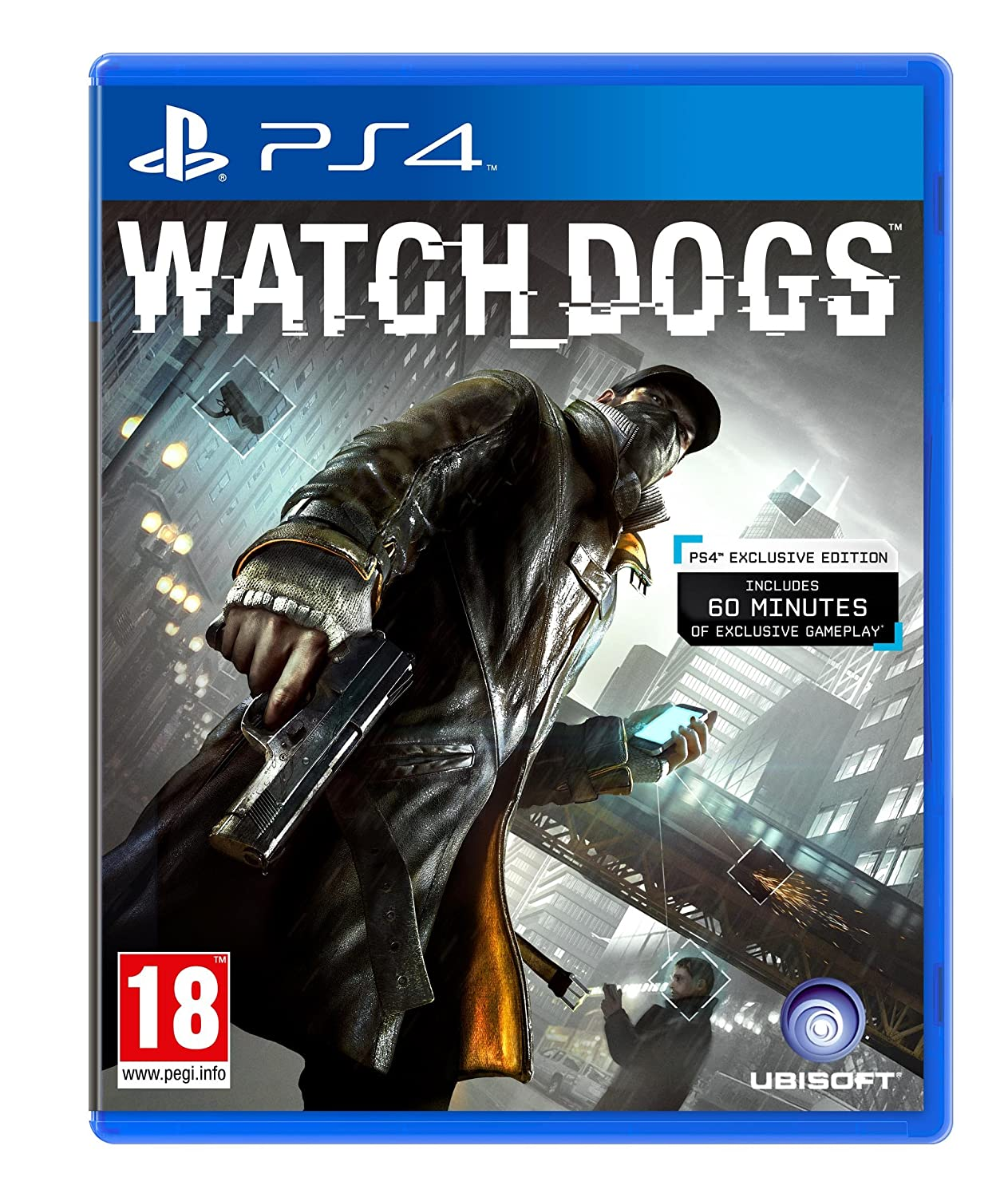 Watch Dogs (PS4): Amazon.co.uk: PC & Video Games