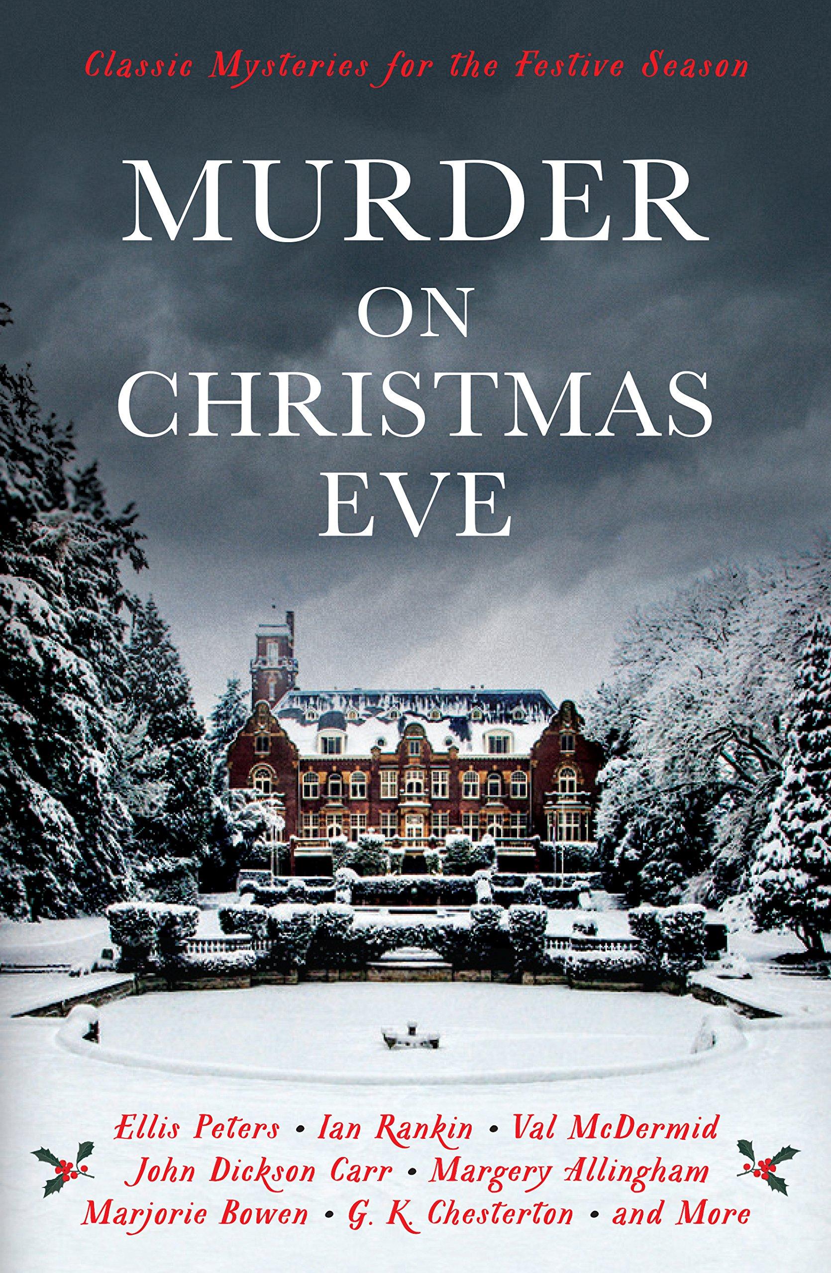 Murder On Christmas Eve  Murder At Christmas