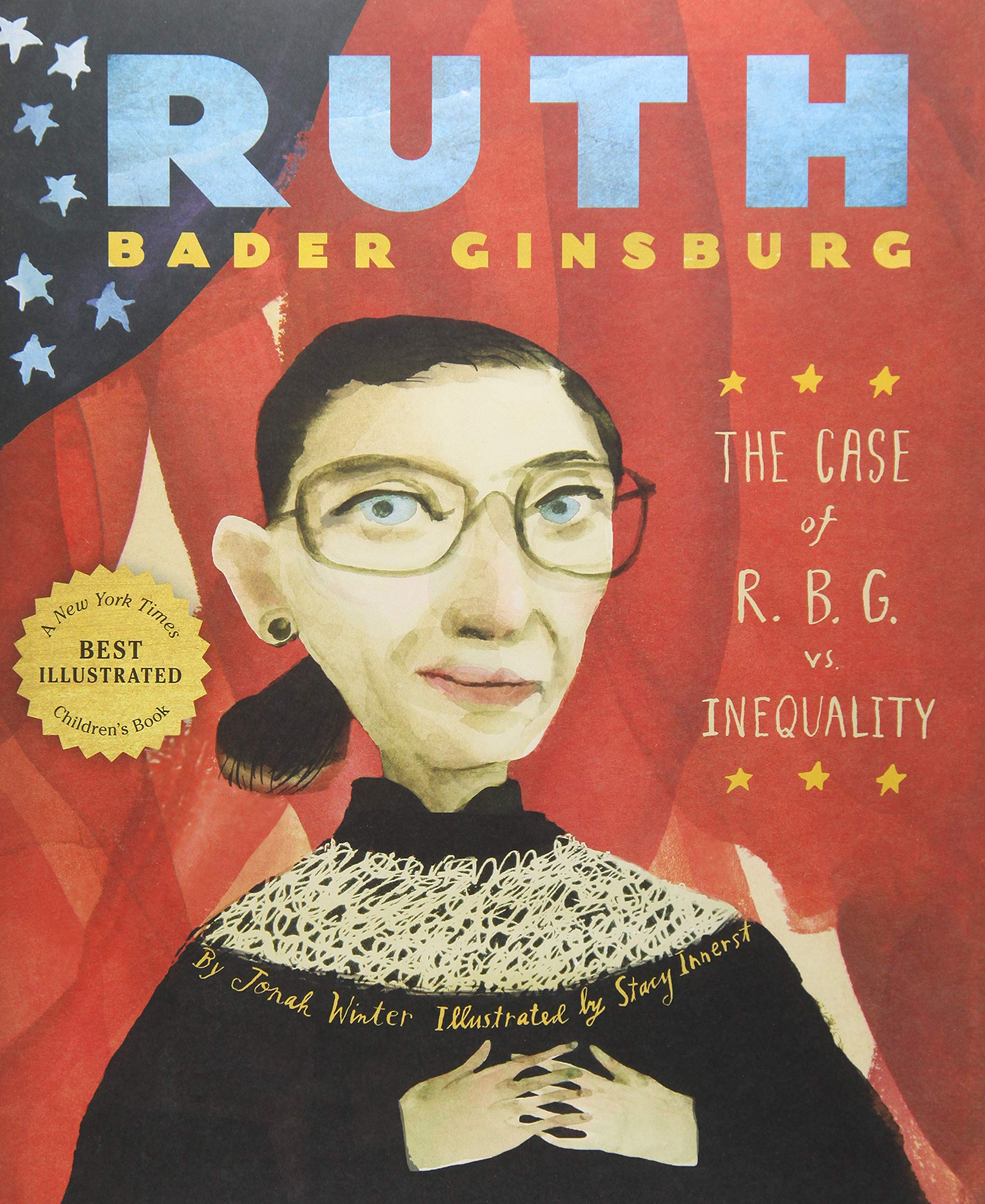 0e2748cc868057 Ruth Bader Ginsburg: The Case of R.B.G. vs. Inequality: Amazon.de ...