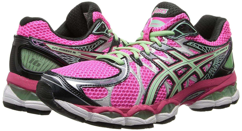 Nimbus Asics Gel 16 D Ancho Para Mujer Anchura Zapatos Corrientes wNvZsv
