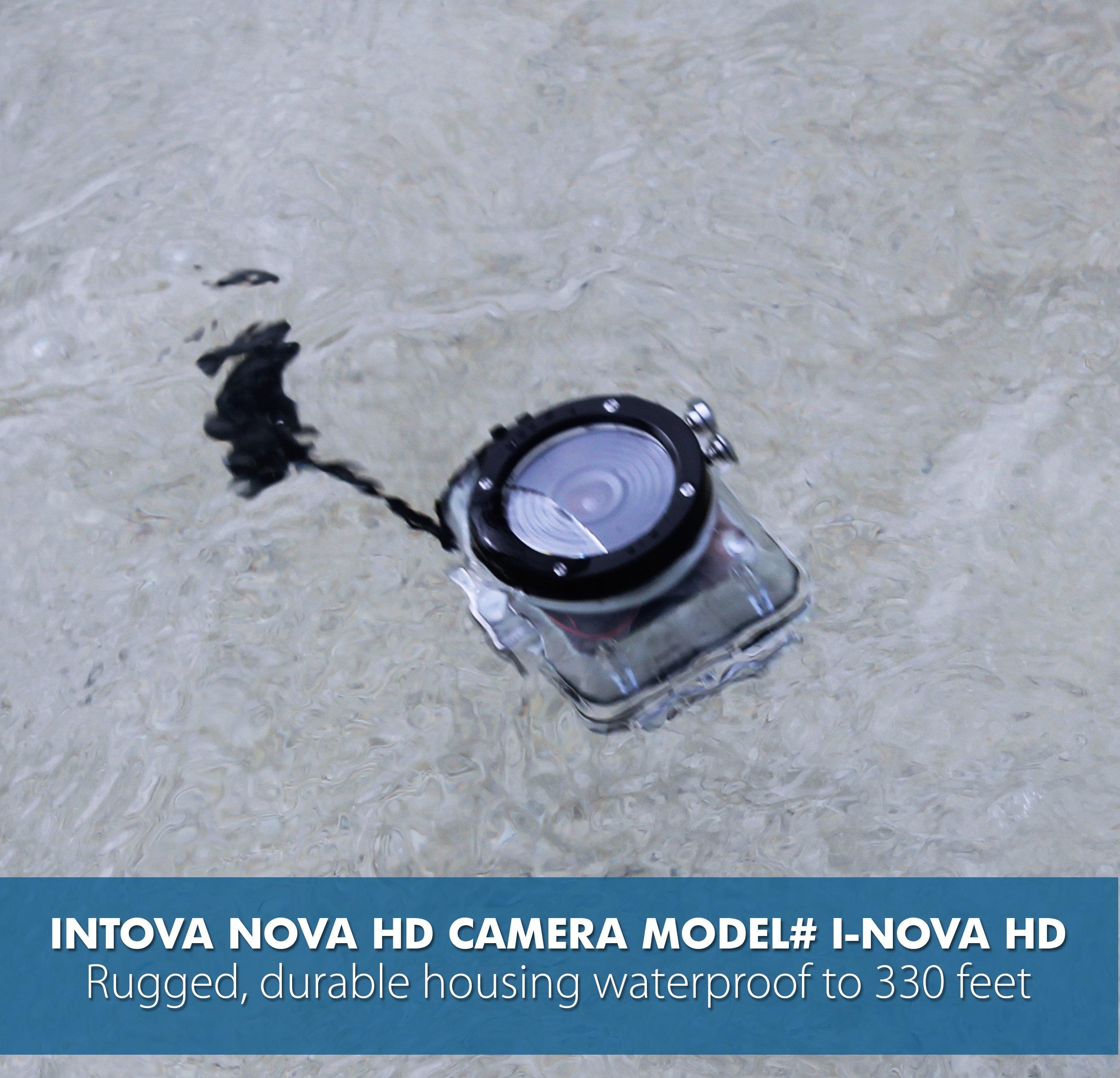 Intova Nova Floating Waterproof 1080p HD Video Camera by Intova (Image #4)
