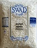 Swad Basmati Mamra (Puffed Rice) - 4 Lbs, 1.816kg, VALUE PACK, Indian Groceries