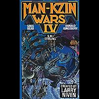 Man-Kzin Wars IV (Man-Kzin Wars Series Book 4)