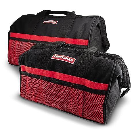 Amazon.com: Craftsman 2 pieza bolsa de herramientas Combo ...