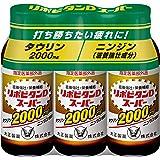 【指定医薬部外品】大正製薬リポビタンDスーパー 100ML x3本 【2個セット】