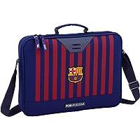 FCB FC Barcelona Bolso maletín Cartera extraescolares niño.