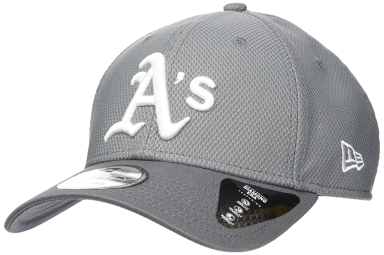 Casquette 9FORTY Diamond Era Essential Oakland Athletics gris NEW ERA