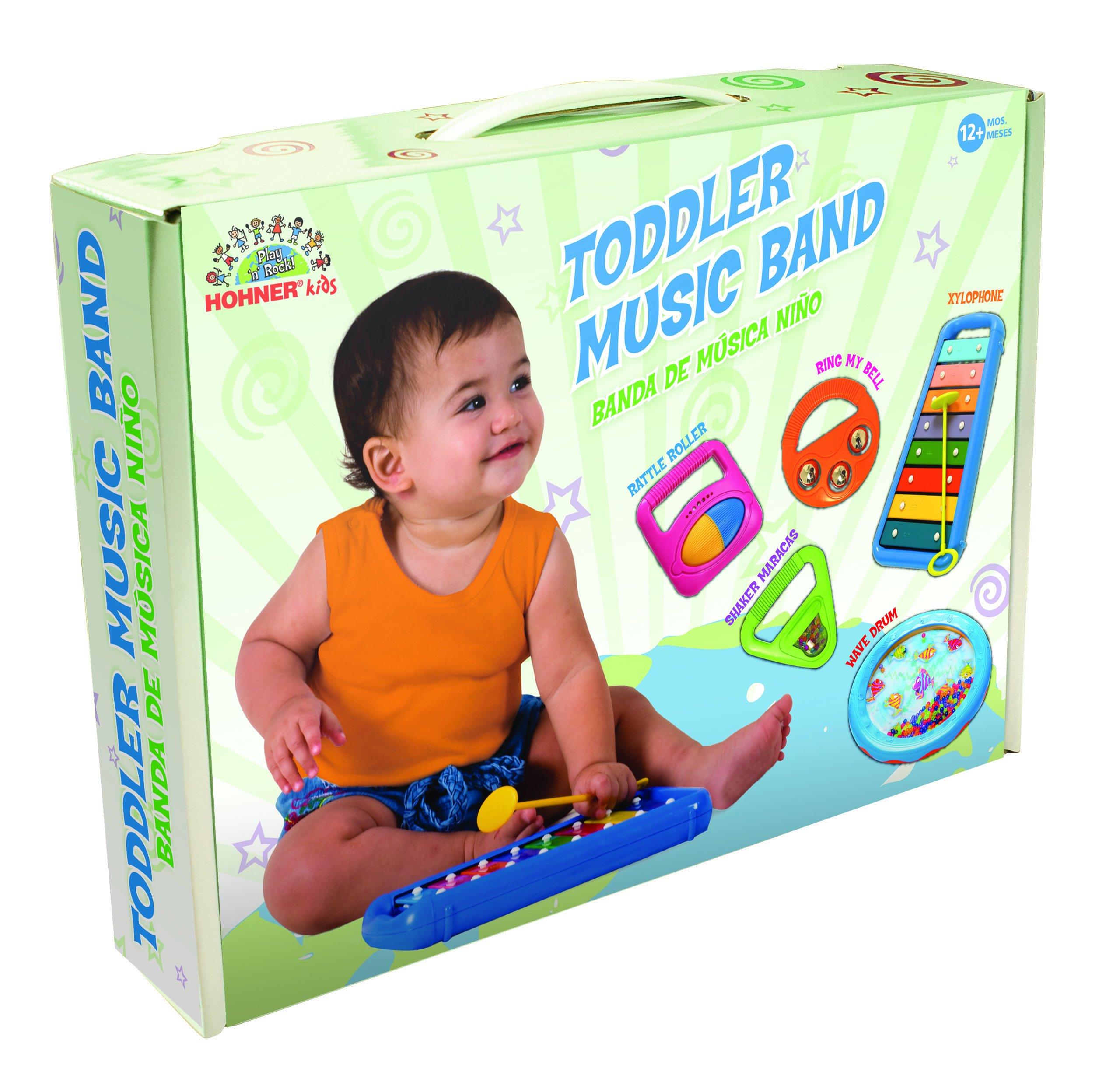 Hohner Kids Toddler Music Band by Hohner Kids