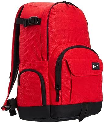 nike school backpacks red