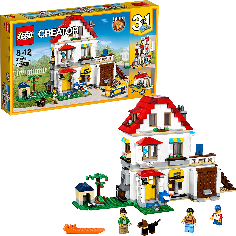 LEGO Creator - Villa familiar modular (31069) Juego de ...