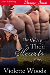 The Way to Their Hearts (Siren Publishing Menage Amour) Kindle Edition