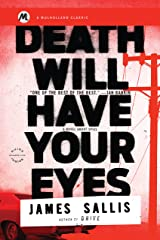 Death Will Have Your Eyes: A Novel about Spies Kindle Edition