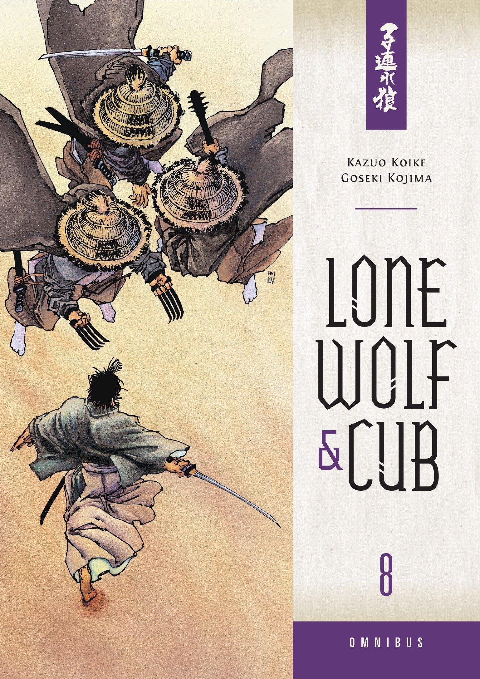 Lone Wolf and Cub Omnibus Volume 8 by Dark Horse Manga