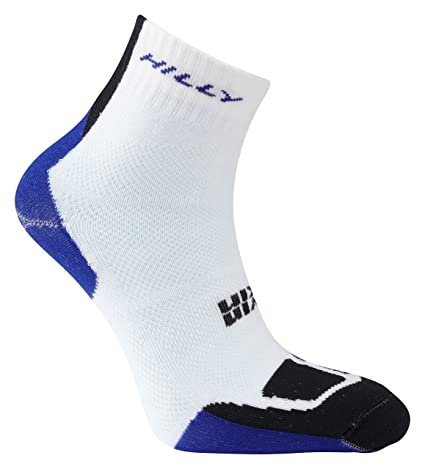 Hilly Urban Twin Skin Anklet Sock - SS18 - Small - Black