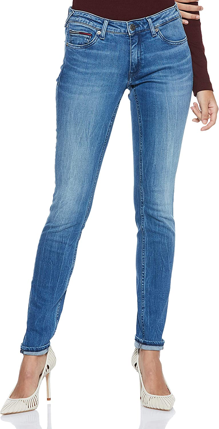 Tommy Jeans Mujer Low Rise  Sophie  Vaqueros skinny