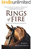 Rings of Fire: Book IV of The Dressage Chronicles (English Edition)