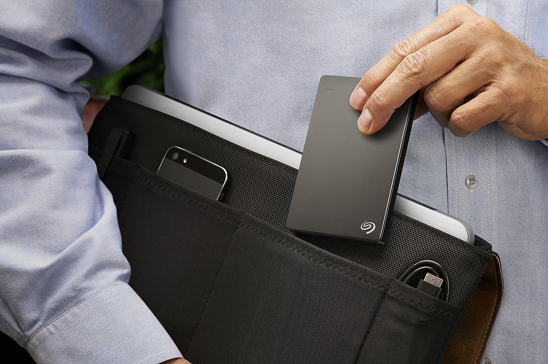 Seagate Backup Plus Slim 2TB Portable Externaly Hard Drive