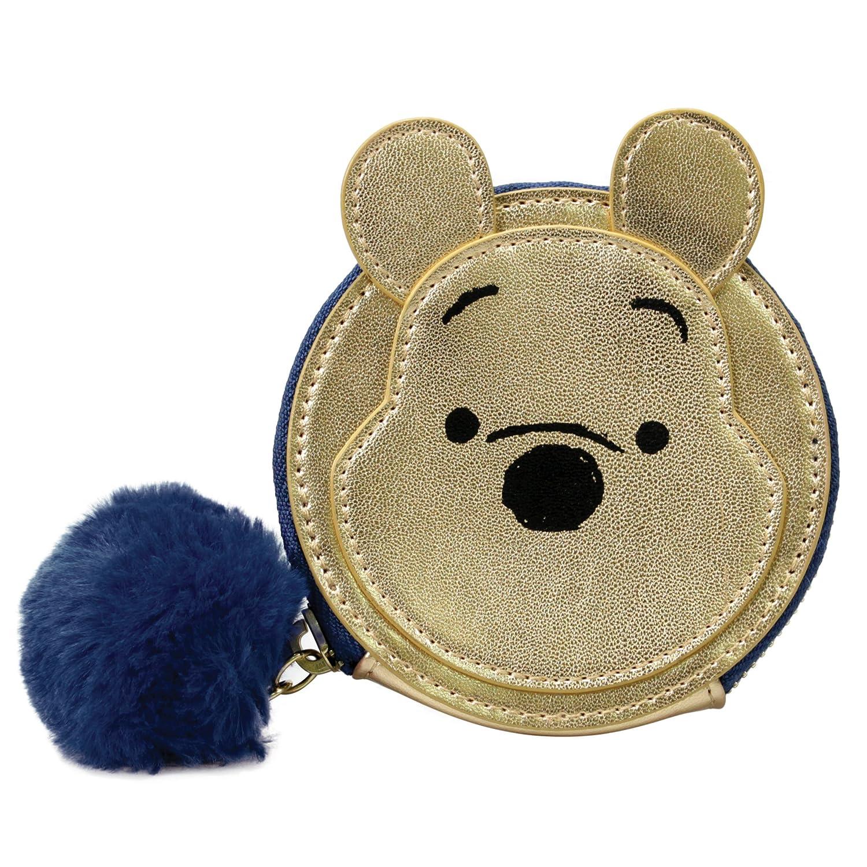 Disney Winnie The Pooh Coin Purse - Winnie Half Moon Bay