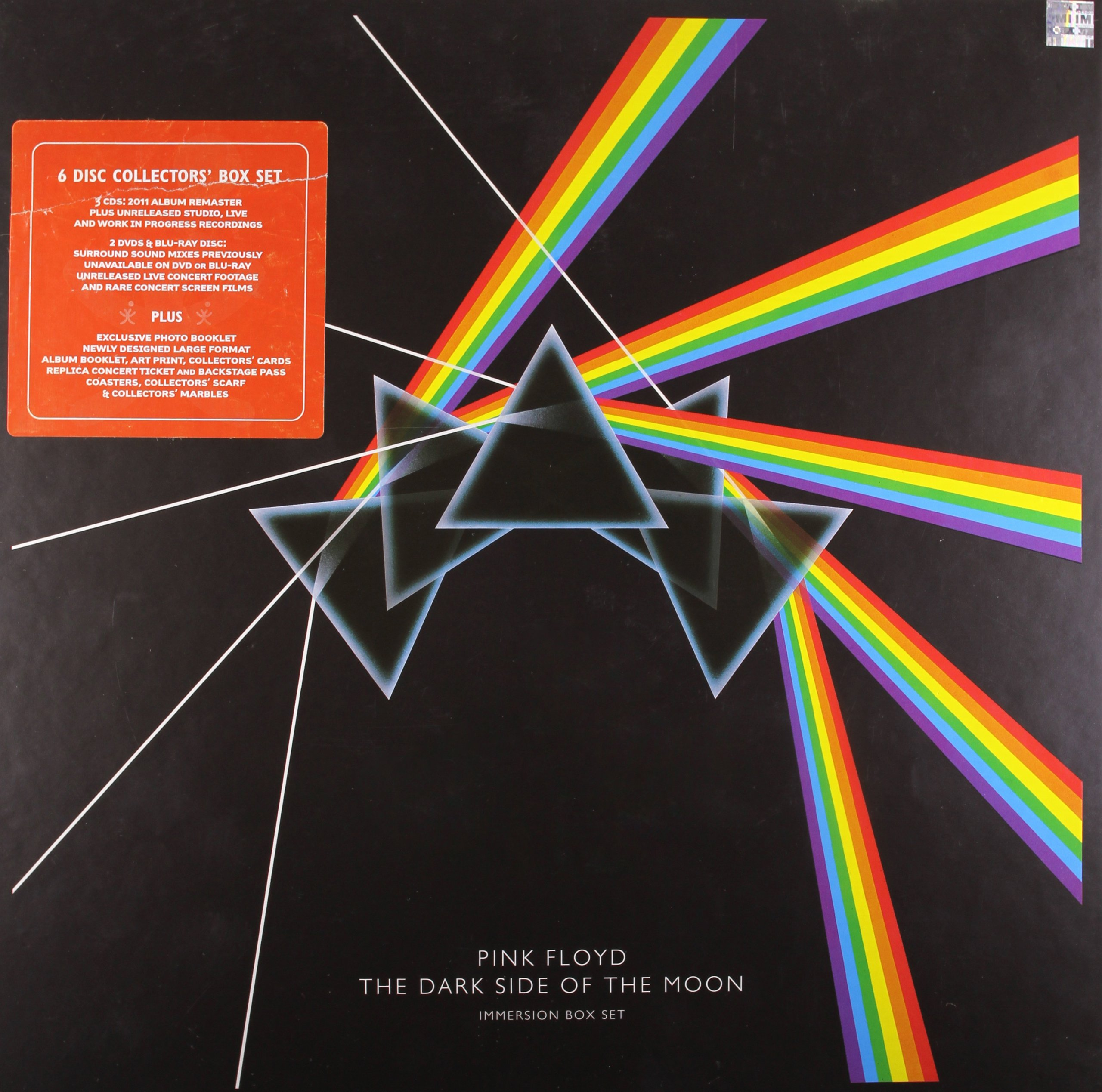 The Dark Side Of The Moon - Immersion Box Set by Capitol Records