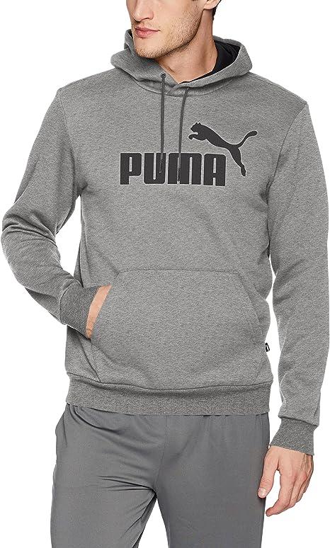 PUMA Sweatshirt Logo Hooded Sweat, Fleece Sudadera con