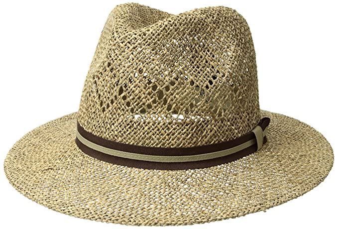 Country Gentleman Men Vented Linenweave Outback Hat at Amazon Men s ... d72258fb11e