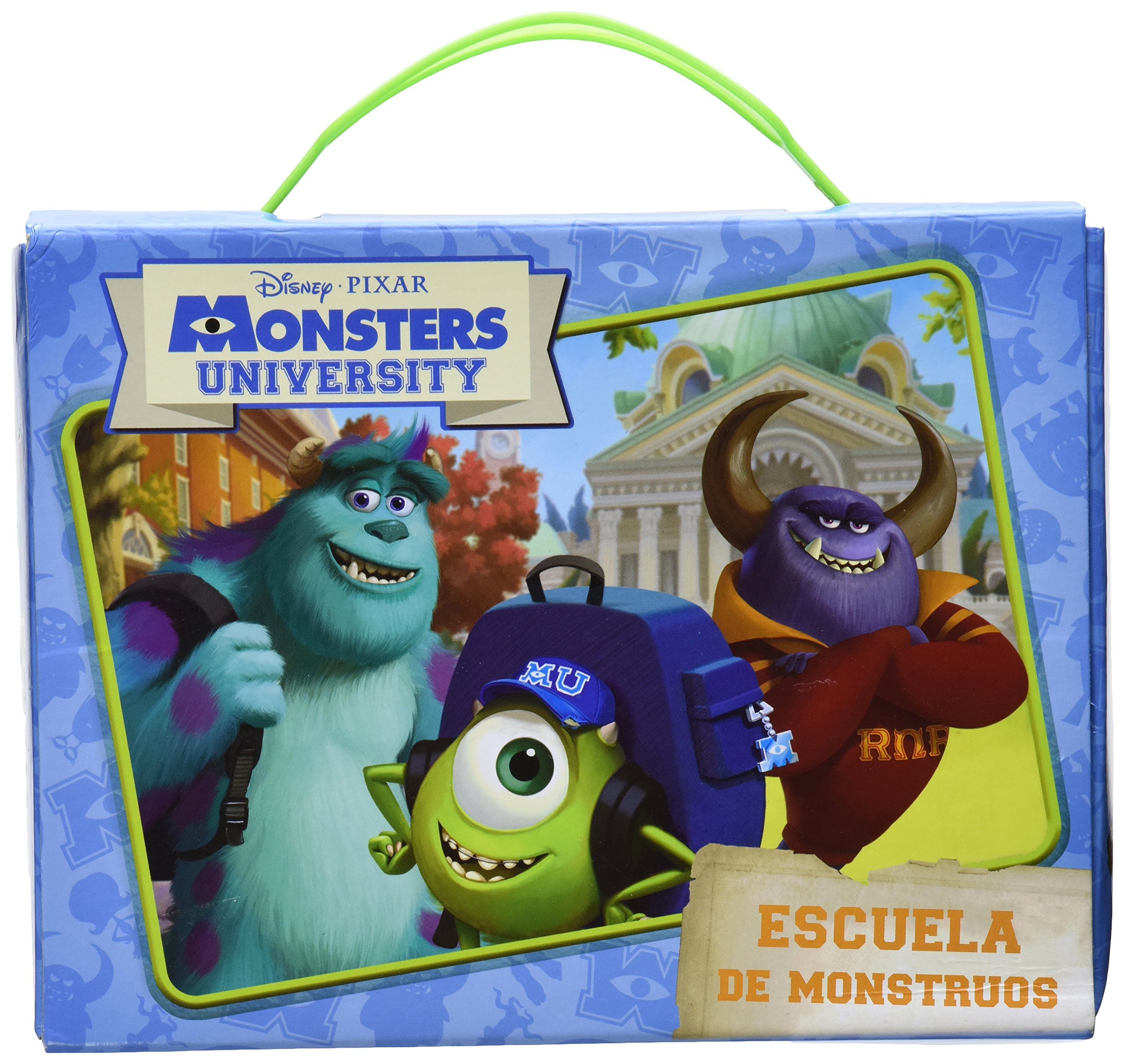 Escuela de monstruos / Monsters University at Monsters ...