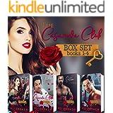 The Casanova Club Books 1-4