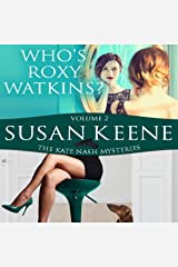 Who Is Roxy Watkins?: The Kate Nash Mysteries, Book 2 Audible Audiobook