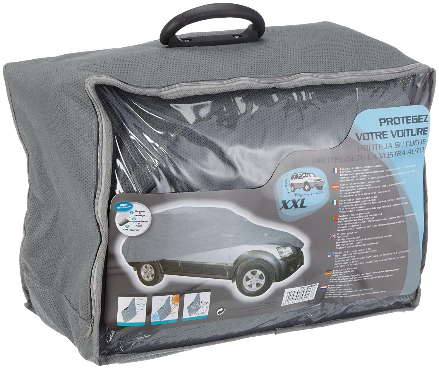 Green Valley 153913 Complete Car Cover XXL