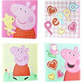 Amazon Com Girls Kids Peppa Pig Bedroom Floor Rug Mat 33