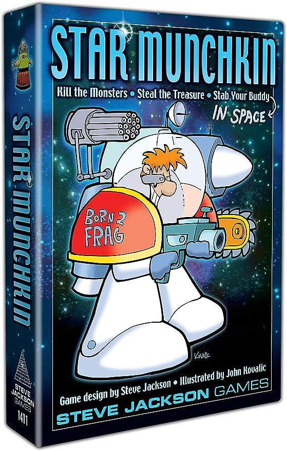 Devir - Juego de Tablero, 3 a 6 Jugadores (BGSJG1411) (versión en inglés): Steve Jackson Games: Amazon.es: Juguetes y juegos