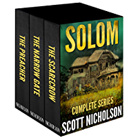 Solom Box Set: Complete Supernatural Thriller Series