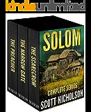 Solom Box Set: Complete Supernatural Thriller Series