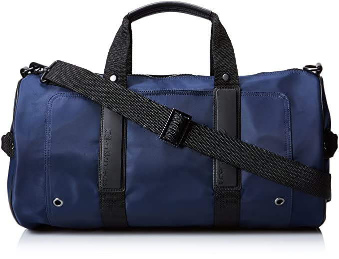 Calvin Klein 卡尔文克莱因 CK 男式圆筒旅行包 行李包 2.6折$50.74 海淘转运到手约¥445