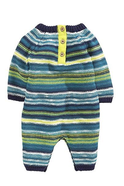next Bebé Niño Pelele Punto Rayas (0 Meses - 2 Años) Corte Estándar 1.5-2 años: Amazon.es: Ropa y accesorios