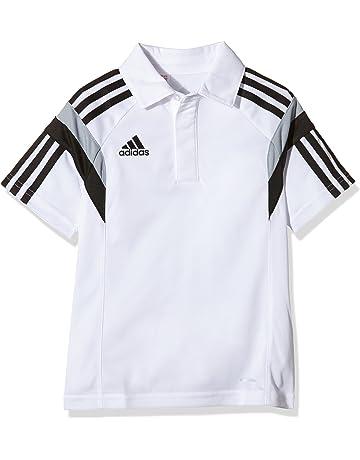 Adidas CON14 CL Polo Y - Chándal para niño