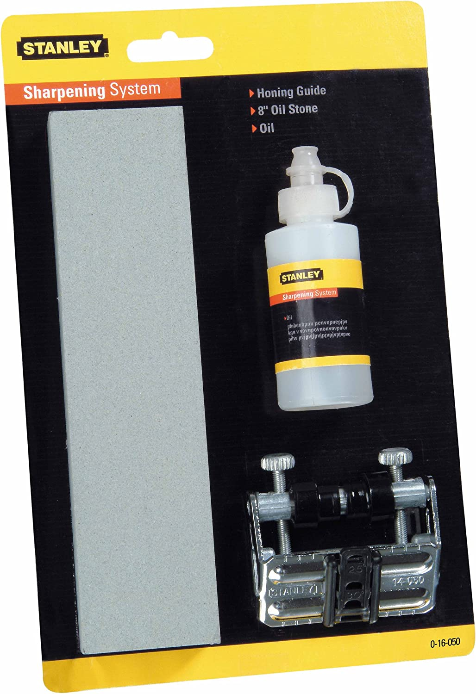 STANLEY 0-16-050 - Kit de afilado para hierros y formones
