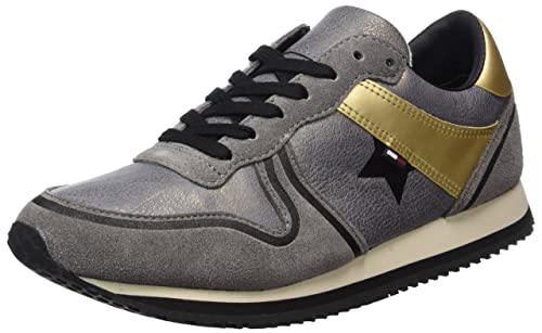 Womens L1385agoon 1c2 Low-Top Sneakers Tommy Jeans GbPkd