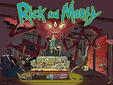 Amazon Prime Rick And Morty