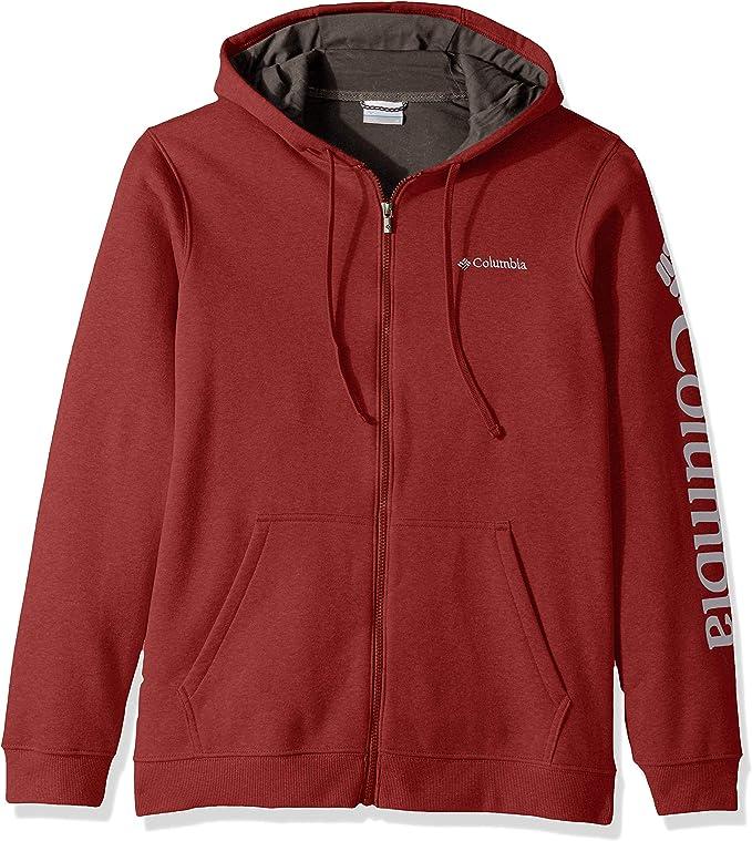 NEU Herren Columbia Hart Mountain Full Zip Hoodie Pullover