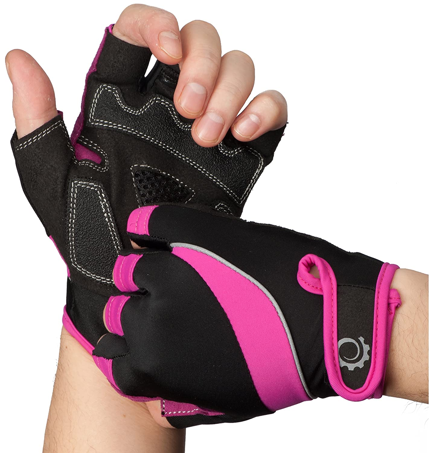 Motorcycle gloves to prevent numbness - Amazon Com Cycle Gloves Half Finger Light Pad Gloves For Riding Weightlifting Cycling And More Women And Men Sporting Gloves Sports Outdoors