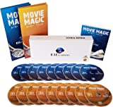 英会話 MOVIE MAGIC 180 CD レッスンはネイティブが使うイディオムが学べるコース 字幕なしで映画やドラマを見たい人やネイティブ力アップを目指す人向け. 翻訳 日常会話 海外旅行 ホームステイコース. TOEIC eigo 英会話教材 リスニング cd 留学 ワーホリ ビジネス英語 英語の勉強 海外旅行 イングリッシ