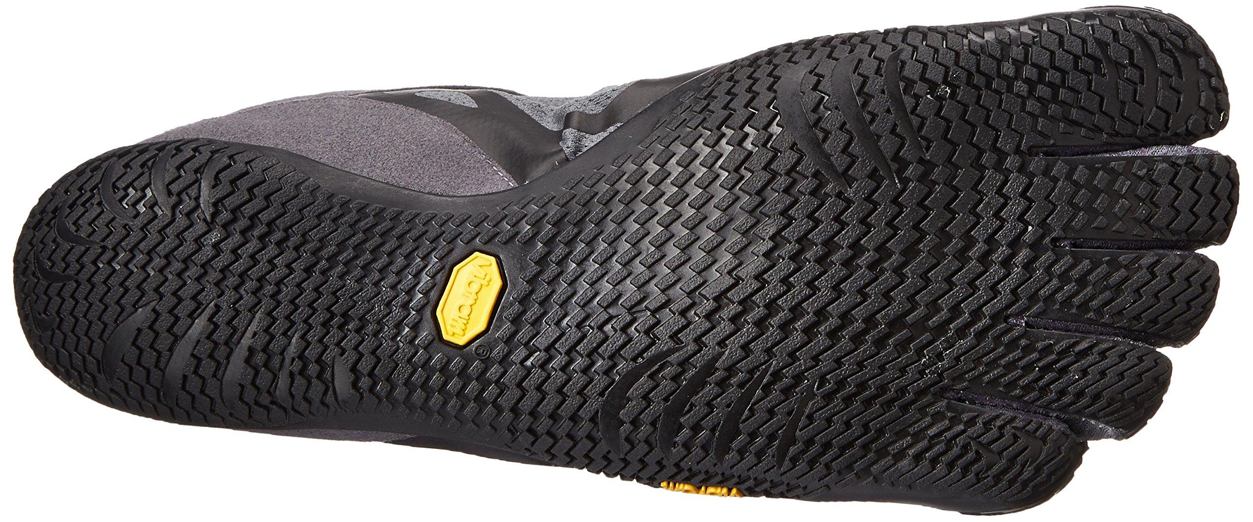 Vibram Men's KSO EVO Cross Training Shoe,Grey/Black,41 EU/8.5-9.0 M US by Vibram (Image #3)