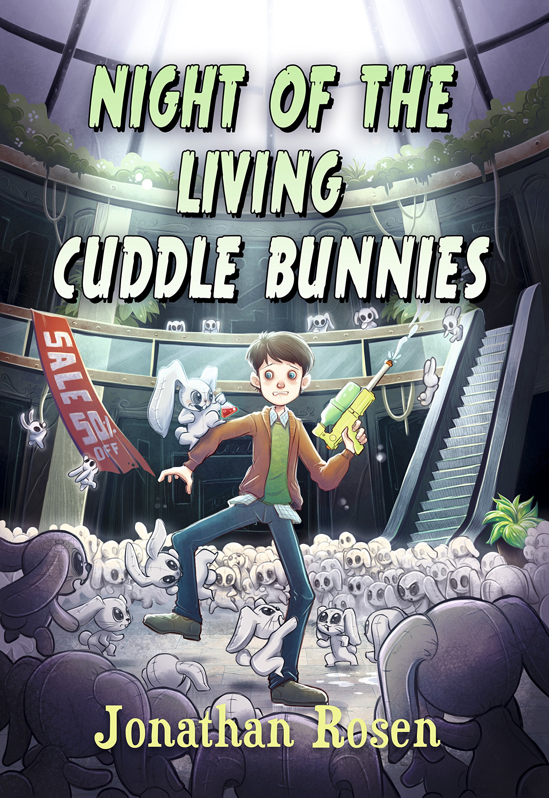 Download Night of the Living Cuddle Bunnies: Devin Dexter #1 pdf