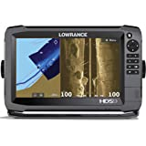 Lowrance 000-12915-001 HDS-9 Gen3 Med/High CHIRP w/Insight Mapping & SS3D Transducer