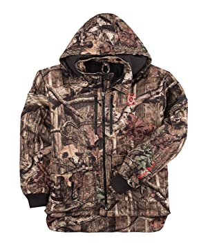 d1f601981cd65 Shiver Shield Extreme Cold Weather Men's Hunt Jacket Camo (Mossy Oak  Break-Up Infinity