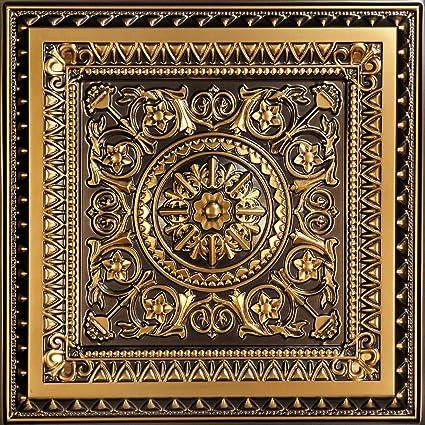 Amazon.com: 223sr-24x24 - Azulejo de techo (liso a bonito ...