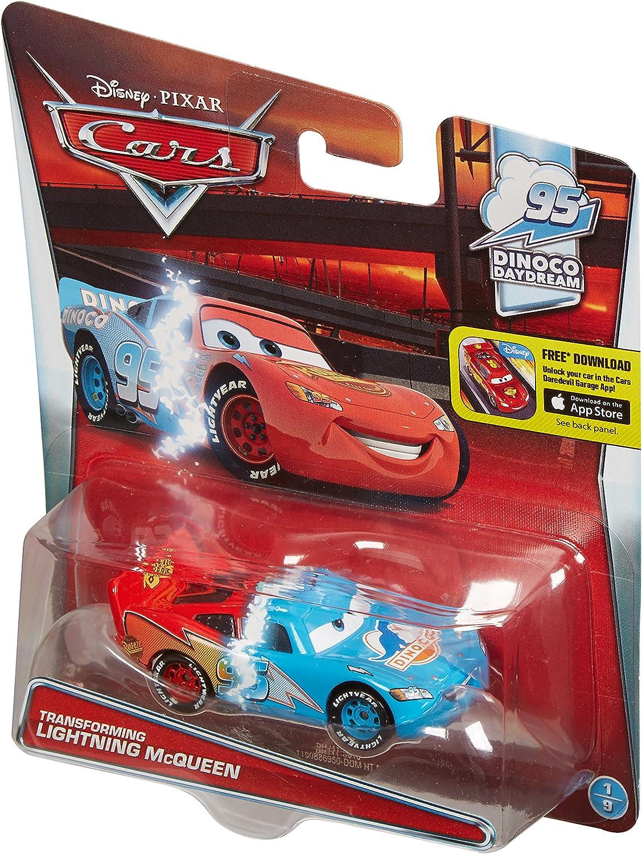 DIYL9 Rouge Lightning Mcqueen Infantil Rojo Disney